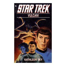 Vulcan!: Star Trek (Paperback)