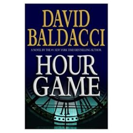 Hour Game (King & Maxwell) (Hardcover)