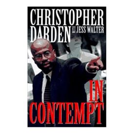 In Contempt (Hardcover)