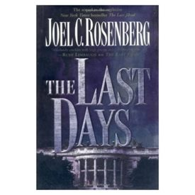 The Last Days (Political Thrillers Series #2) Hardcover  (Hardcover)