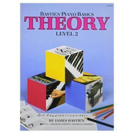 WP207 - Bastien Piano Basics - Theory Level 2 (Paperback)