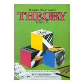 Theory : Level Three (Bastien Piano Basic Wp208) (Paperback)