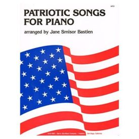 WP21 - Patriotic Songs For Piano (Paperback)
