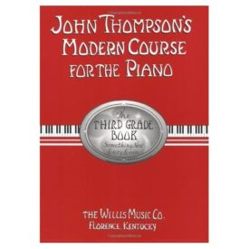 John Thompsons Modern Course for the Piano - 3rd grade (Paperback)
