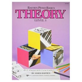WP206 - Bastien Piano Basics - Theory Level 1 (Paperback)