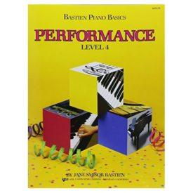 WP214 - Bastien Piano Basics - Performance Level 4 (Paperback)