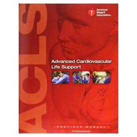 Advanced Cardiovascular Life Support: Provider Manual (Paperback)
