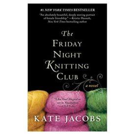 The Friday Night Knitting Club (Friday Night Knitting Club Series) (Paperback)