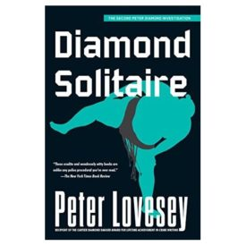 Diamond Solitaire (A Detective Peter Diamond Mystery) (Paperback)