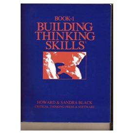 Building Thinking Skills, Book 1 (Paperback)