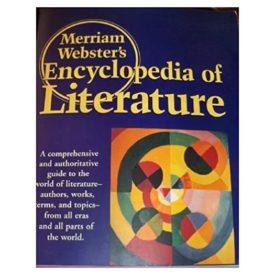 Merriam-Webster's Encyclopedia of Literature (Paperback)