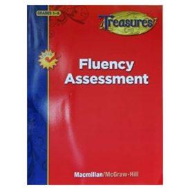 Treasures, A Language Arts Program, Fluency Assessment, Grade 1-6 (Treasures Reading Program) (Paperback)
