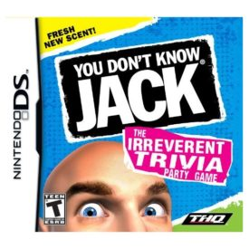You Don't Know Jack - Nintendo DS (Video Game)