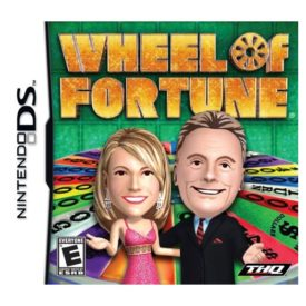 Wheel Of Fortune - Nintendo DS (Video Game)