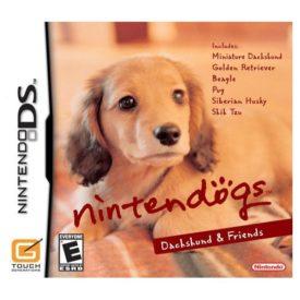 Nintendogs Dachshund & Friends - Nintendo DS (Video Game)
