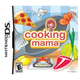 Cooking Mama - Nintendo DS (Video Game)