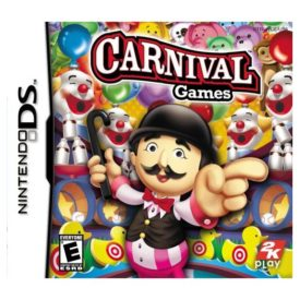 Carnival Games - Nintendo DS (Video Game)