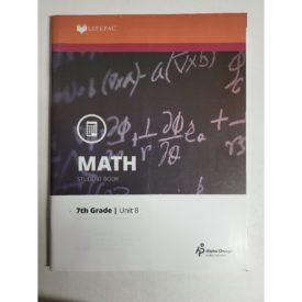 Math 708 Geometry (Lifepac Science Grade 7-Math) (Paperback)