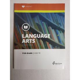 Lang, Arts 1110 Looking Back (Lifepac Language Arts Grade 11) (Paperback)