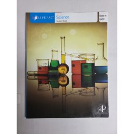 Science 1103 Gases and Moles (Lifepac Science Grade 11-Chemistry) (Paperback)