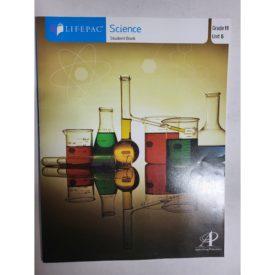 Science 1105 Chemical Formulas (Lifepac Science Grade 11-Chemistry) (Paperback)