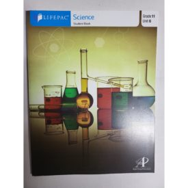 Science 1106 Chemical Reactions (Lifepac Science Grade 11-Chemistry) (Paperback)