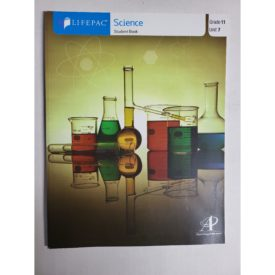 Science 1107 Equilibrium Systems (Lifepac Science Grade 11-Chemistry) (Paperback)