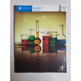 Science 1110 Atoms to Hydrocarbons (Lifepac Science Grade 11-Chemistry) (Paperback)