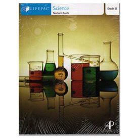 Science 1100 Teachers Guide (Lifepac Science Grade 11-Chemistry) (Paperback)