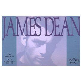 James Dean: 30 Postcard Book  (Paperback)