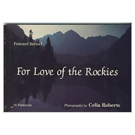 For the Love of the Rockies: 18 Postcard Book (Paperback)