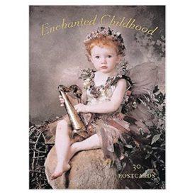 Enchanted Childhood: Lisa Jane 30 Postcard Book (Paperback)