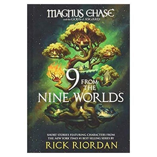 9 from the Nine Worlds (Magnus Chase and the Gods of Asgard) (Hardcover)