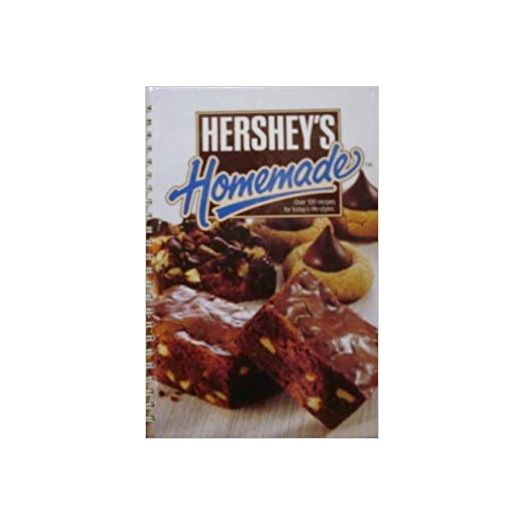 Hershey's Homemade: Over 100 Recipes For Today's Lifestyles Spiral-bound (Hardcover)