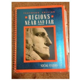 Region's Near and Far Teacher's Edition (Paperback)