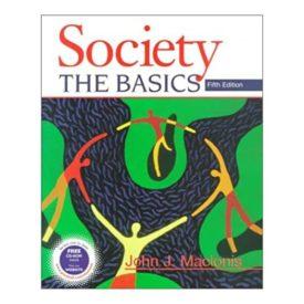 Society: The Basics 5th Edition (Paperback)