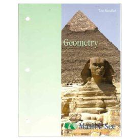 Math U See Geometry Test Booklet (Paperback)