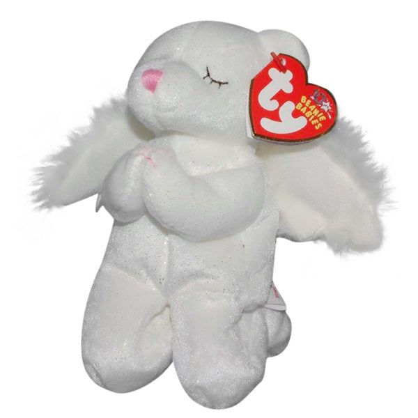 Ty Beanie Baby Blessed - Bear Angel